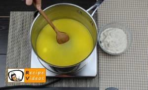 Cream Puff Swans recipe, prepping Cream Puff Swans step 1