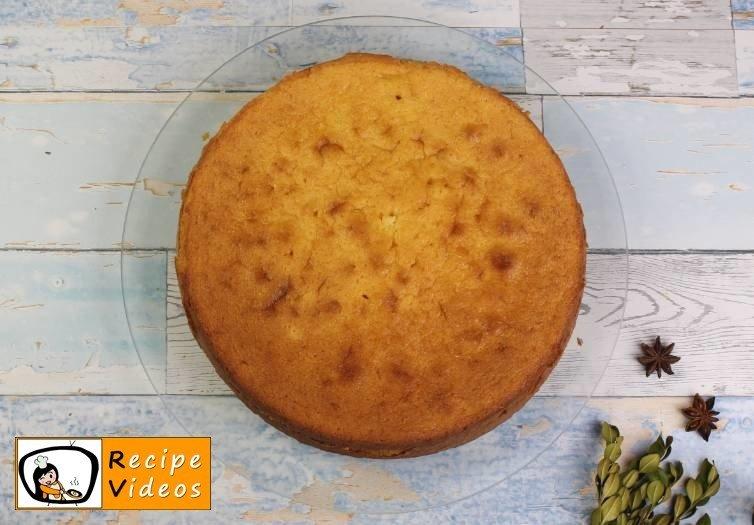 Lemon Cake recipe, prepping Lemon Cake step 7