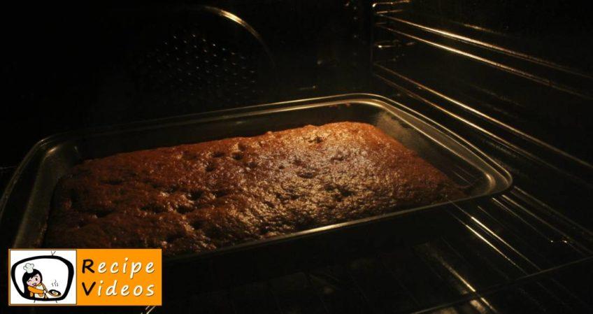 Yummy Carrot Cake recipe, prepping Yummy Carrot Cake step 5