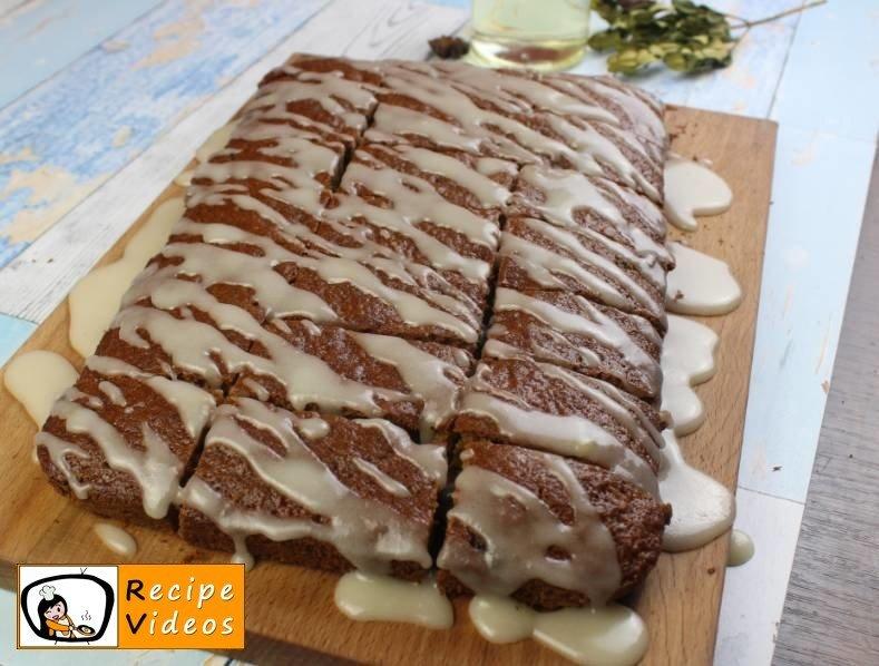 Yummy Carrot Cake recipe, prepping Yummy Carrot Cake step 6