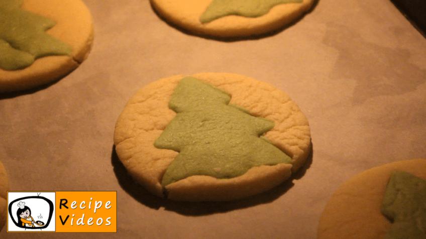 Christmas Tree Cookies recipe, prepping Christmas Tree Cookies step 8