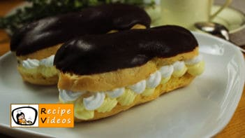 Eclairs - Recipe Videos